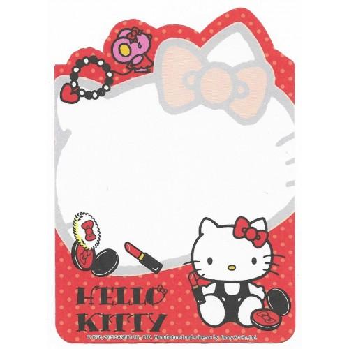 Ano 2015. Nota Hello Kitty Jewels Sanrio