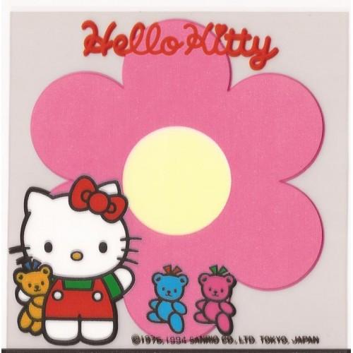 Ano 1994. Nota Hello Kitty (Plástico) Vintage Sanrio