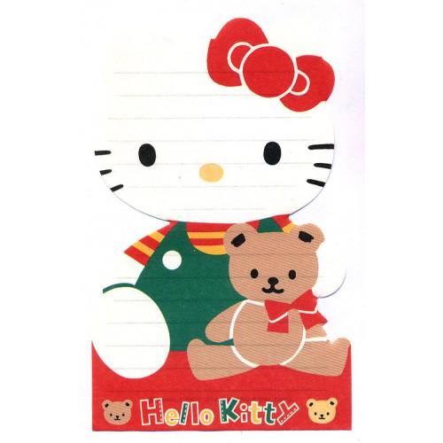 Ano 1997. Nota Hello Kitty Vintage Sanrio