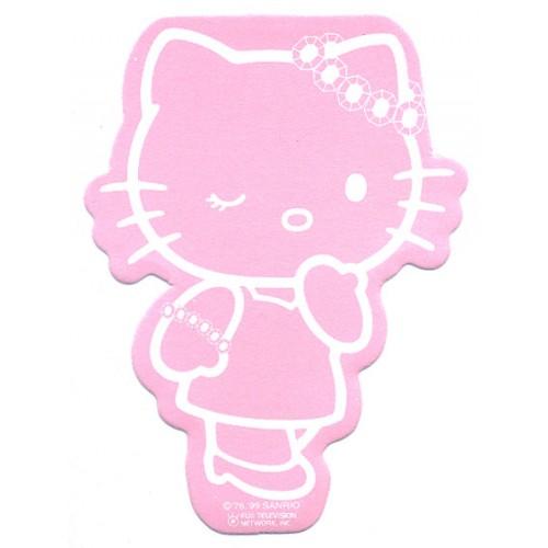Ano 1999. Nota Hello Kitty What a Lady! ntage Sanrio