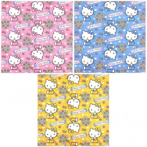 Ano 2000. Kit 3 Notas Hello Kitty Vivitix Girls CRS Vntage Sanrio