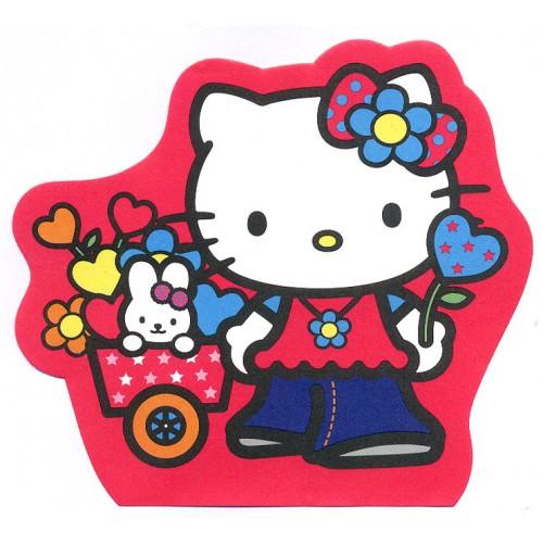 Ano 2003. Nota Hello Kitty Sanrio