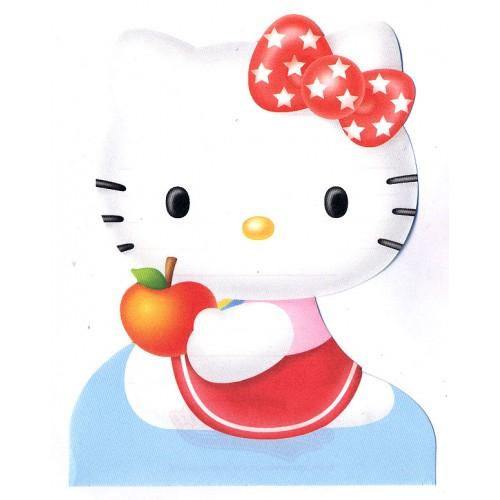 Ano 2003. Nota Hello Kitty Apple Sanrio