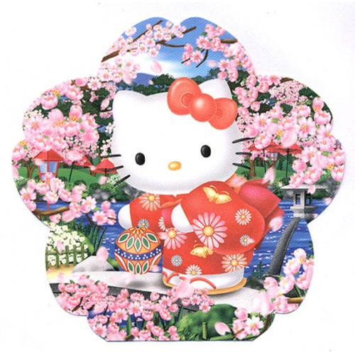 Ano 2004. Nota GOTOCHI Kitty Kanazawa Sanrio