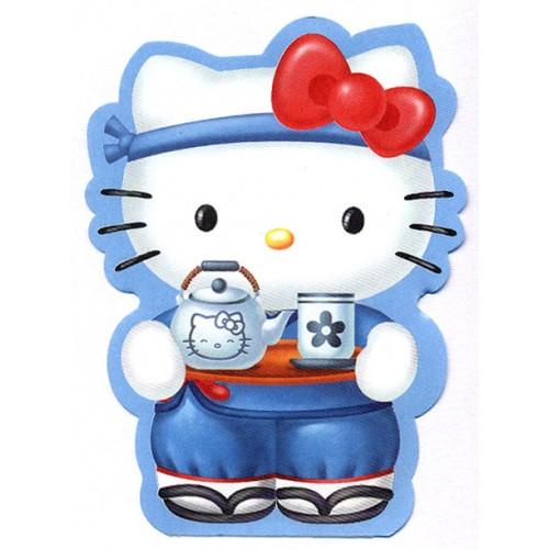 Ano 2001. Nota GOTOCHI Kitty Regional Japão CAZ Sanrio