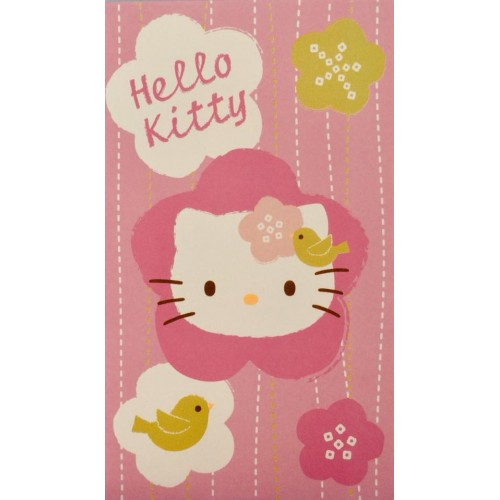 Ano 2007. Mini-Envelope GOTŌCHI Kitty CRS