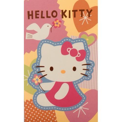 Ano 2007. Mini-Envelope Hello Kitty Peace Sanrio