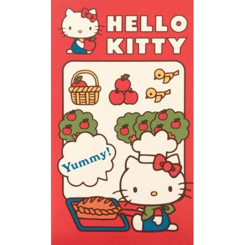 Ano 2007. Mini-Envelope Hello Kitty Yummy! Sanrio