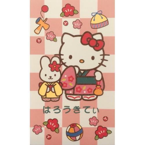 Ano 2005. Mini-Envelope GOTŌCHI Kitty