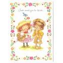 Notecard Antigo Importado Pam Peltier Sugar'n'Spice4G - Current