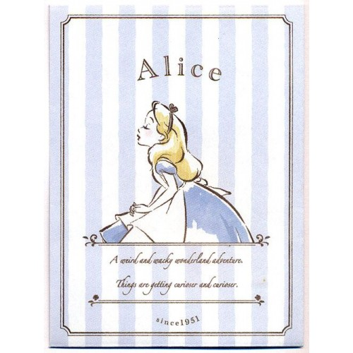 Mini Envelope Alice in Wonderland Adventures