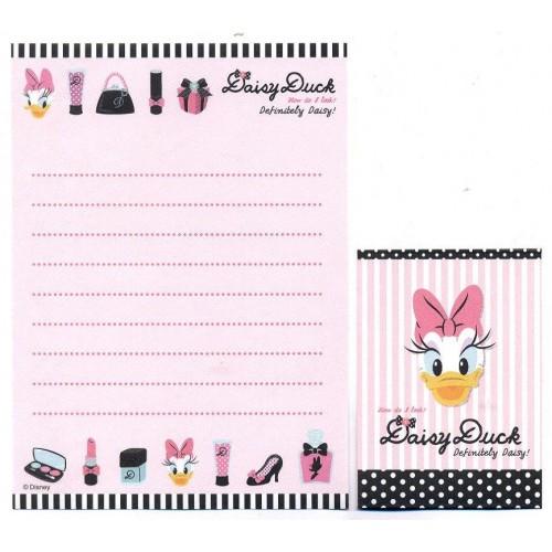 Kit 2 Conjuntos de Mini-Papel de Carta Definitely Daisy CRS Disney