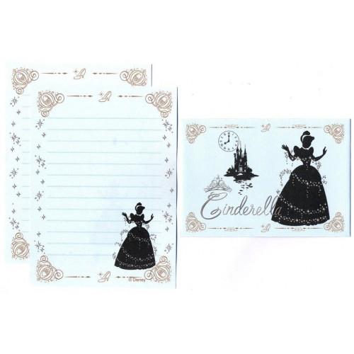 Conjunto de Mini Papel de Carta Cinderella - Curious