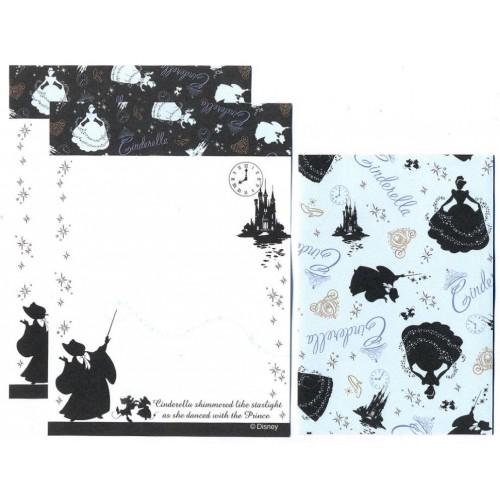 Conjunto de Mini Papel de Carta Cinderella - Curious II
