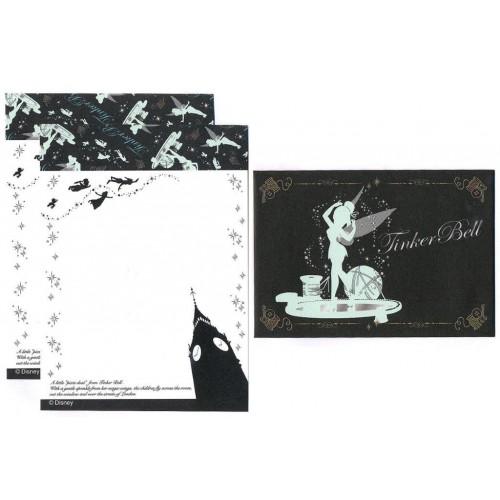 Conjunto de Mini Papel de Carta Tinker Bell - Curious II