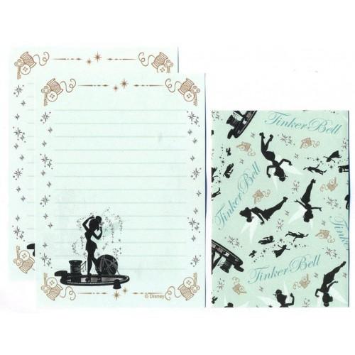 Conjunto de Mini Papel de Carta Tinker Bell - Curious
