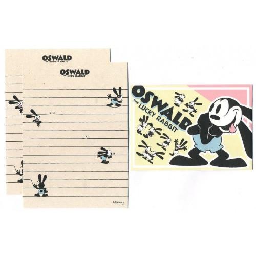 Conjunto de Mini-Papel de Carta Oswald CRE Disney