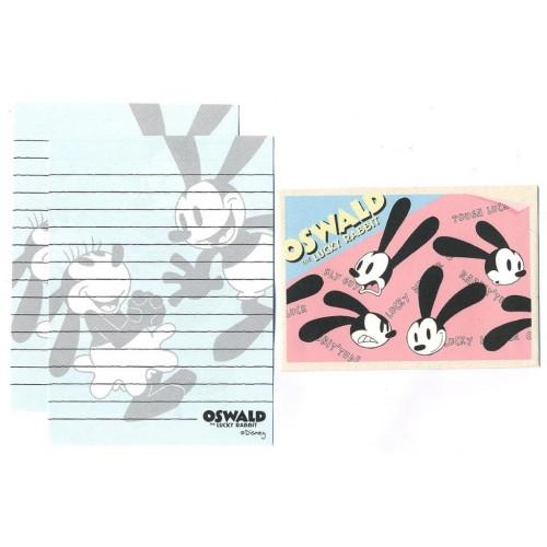 Conjunto de Mini-Papel de Carta Oswald CAZ Disney