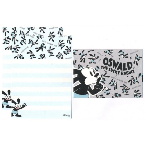 Conjunto de Mini-Papel de Carta Oswald CIN Disney