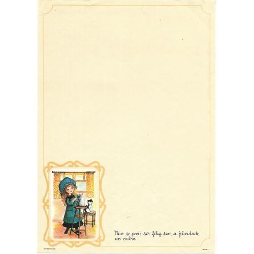 Papel de Carta July Pop E-04