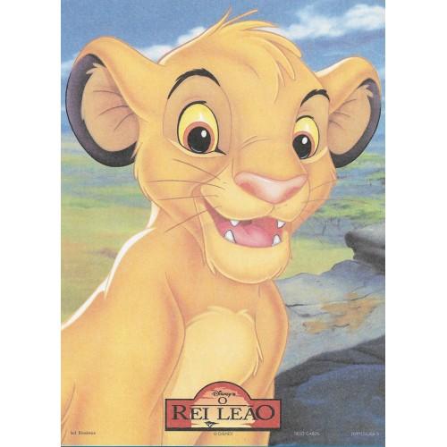 Papel de Carta Antigo Disney O Rei Leão2 - Best Cards