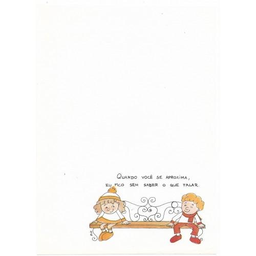 Papel de Carta Coleção BIA A05