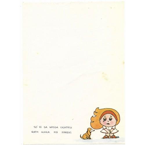 Papel de Carta Coleção BIA G02
