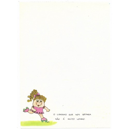 Papel de Carta Coleção BIA G05