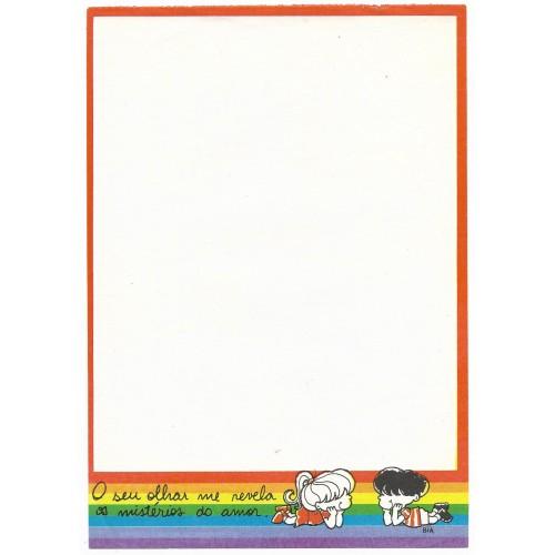 Papel de Carta Coleção BIA H04