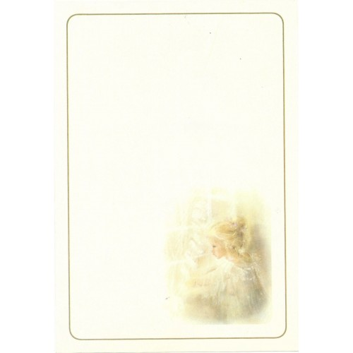 Papel de Carta Julia Médio - 12