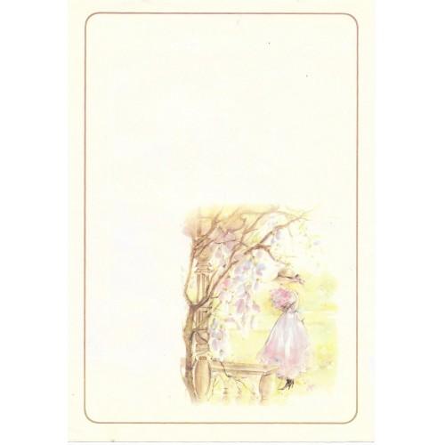 Papel de Carta Julia Médio - 15