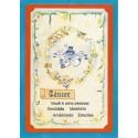 Papel de Carta Antigo Coleção BORDA AZUL 201