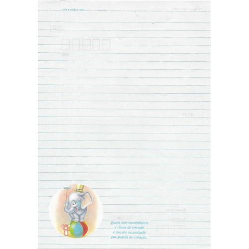 Papel de Carta Coleção TERNURA 02