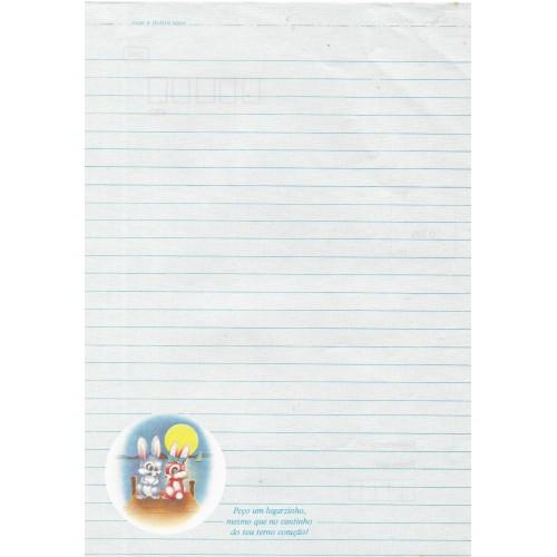 Papel de Carta Coleção TERNURA 05