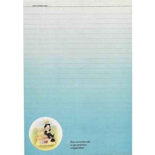Papel de Carta Coleção TERNURA Chaplin 04