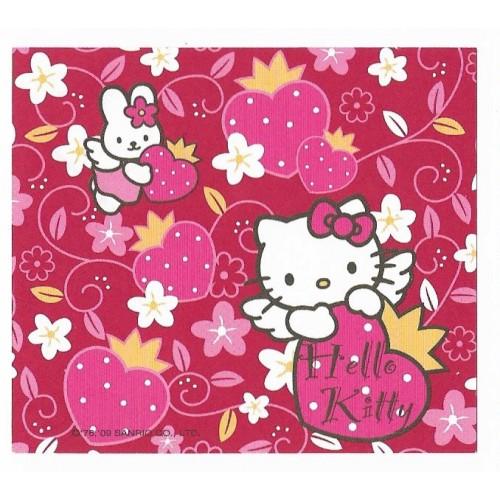 Ano 2009. Nota Hello Kitty Bear CLL Sanrio