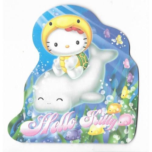 Ano 2003. Nota GOTOCHI Kitty Dolphin Sanrio