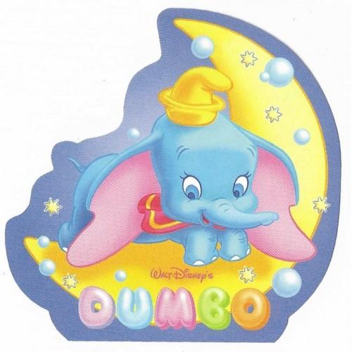 Nota Importadas Disney Dumbo 1 Japan