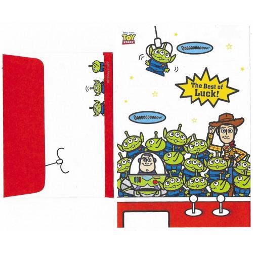 Mini Conjunto de Papel de Carta Disney-Pixar TOY STORY Japan