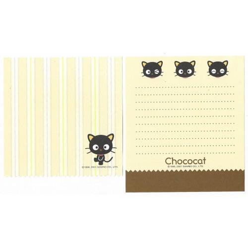 Ano 2001. Kit 2 Notas Chococat Sanrio