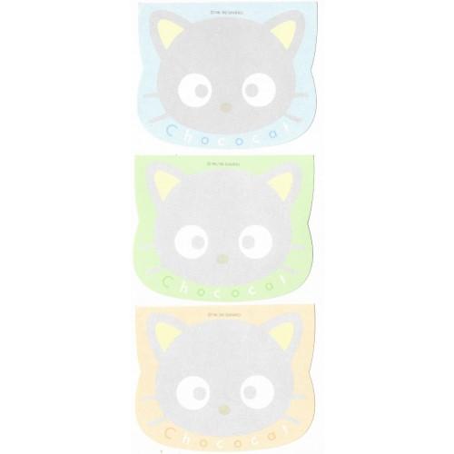 Ano 1999. Kit 3 Notas Chococat Sanrio