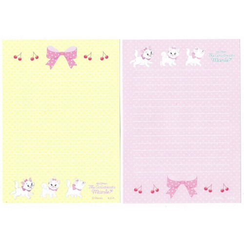 Kit 4 Papéis de Carta Disney The Aristocats Marie