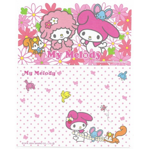 Ano 2004. Lote 6 Notas My Melody Sanrio