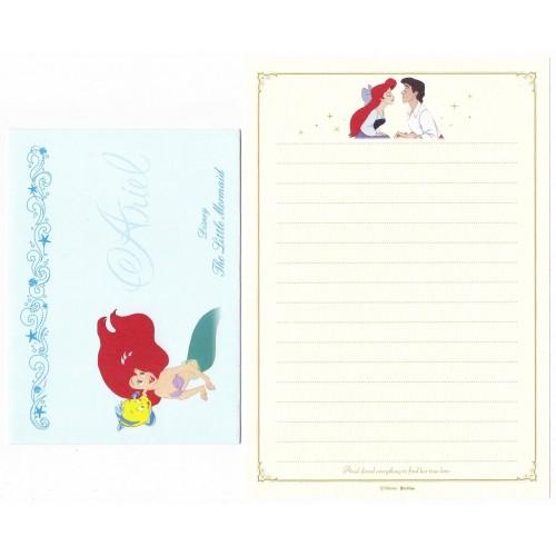 Conjunto de Papel de Carta Disney The Little Mermaid Delfino