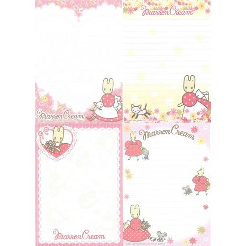 Ano 2009. Kit 4 Notas Marron Cream Sanrio
