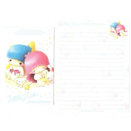 Ano 2004. KIT 12 Conjuntos Kiki & Lala Dream Galaxy Sanrio