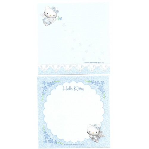 Ano 2000. Kit 2 Notas Hello Kitty Angel Kitty Sanrio