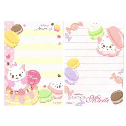 Kit 2 MEMOS Importados The Aristocats Marie Disney