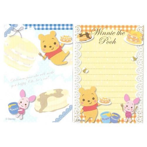 Kit 2 MEMOS Importados Winnie The Pooh Disney