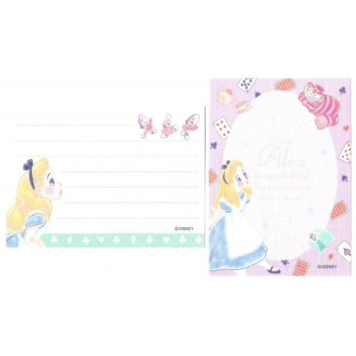 Kit 2 MEMOS Importados Alice in Wonderland Disney Cute Model